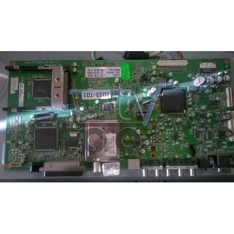 LU23-TD01 MAIN B/D REV.1.0 HUMAX