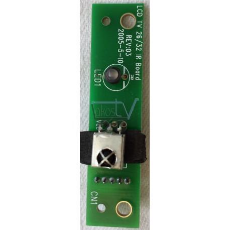 LCD TV 26/32 IR Board REV:03