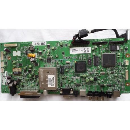 LU20-TD2 MAIN B/D REV.:1.1