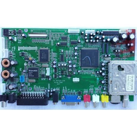 CX NPTD15 01B B.UN.TD6D 6014