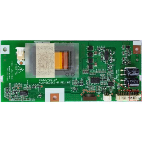 6632L-0211A KLS-EE32CI-M REV:09