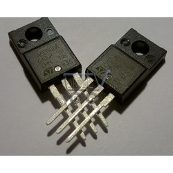 ACST4108 TRIAC, AC SWITCH, 800V, 4A TO220 ISOLATED