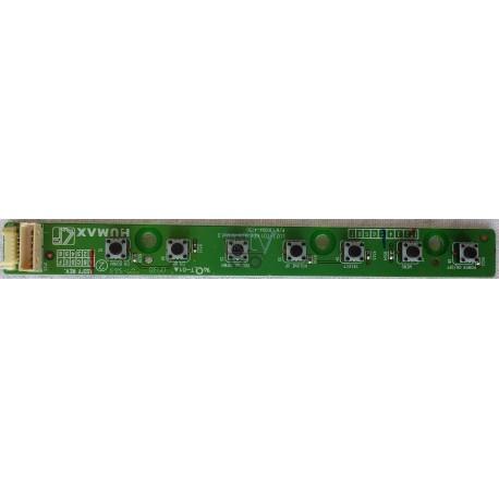 LU23-TD1 KEY B/D REV.1.0