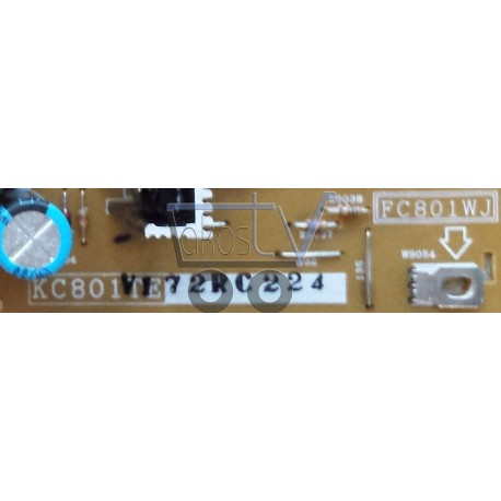 FC801WJ KC801TE