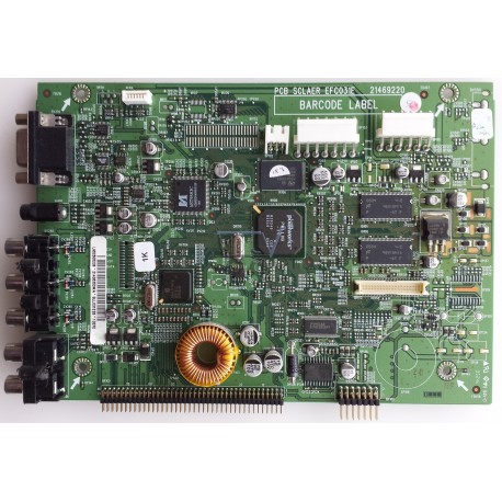 PCB SCALER EFC031E 21469220