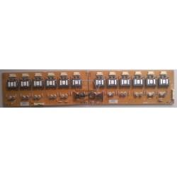 PCB2699 A06-126437 D + PCB2698 A06-126436 D
