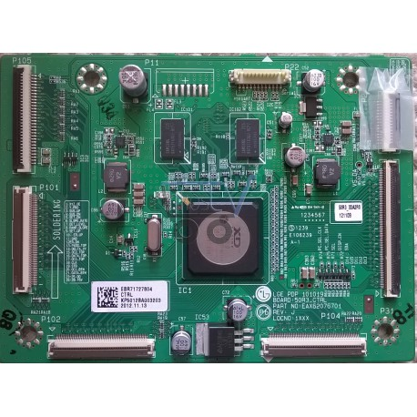 EAX62076701 REV:J EBR71727804 NEW
