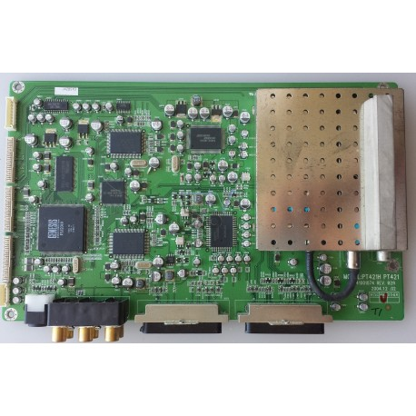 MODEL:PT421H PT421 3041001074 REV. 02A