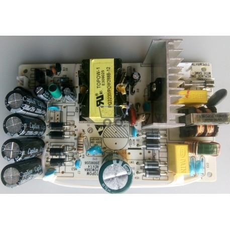 TOPOW POW288A REV:1.4 PQ3230/POW288B-12