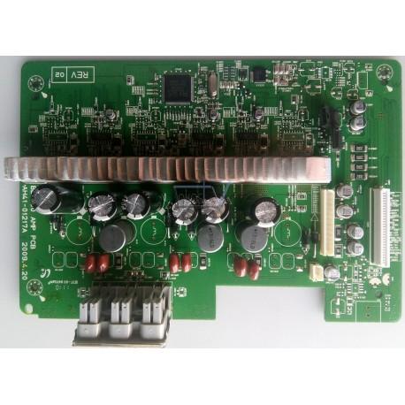 BD1250 AMP PCB AH41-01217A