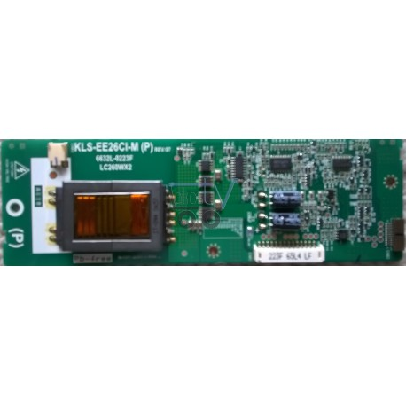 KLS-EE26CI-M 6632L-0223F REV:07 LC260WX2