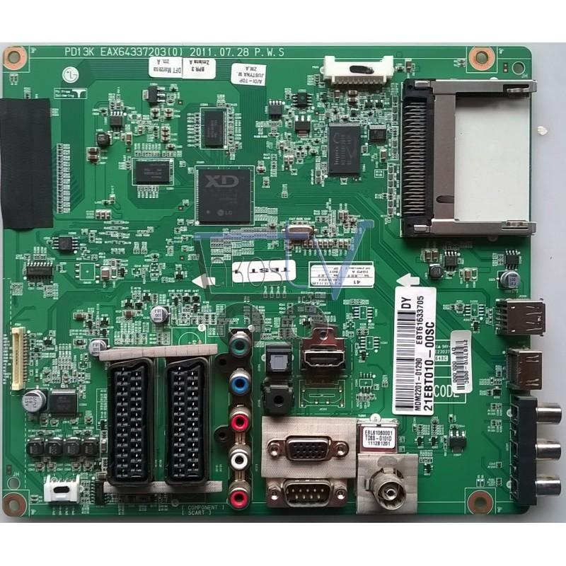 LG Mainboard  EBT61633705
