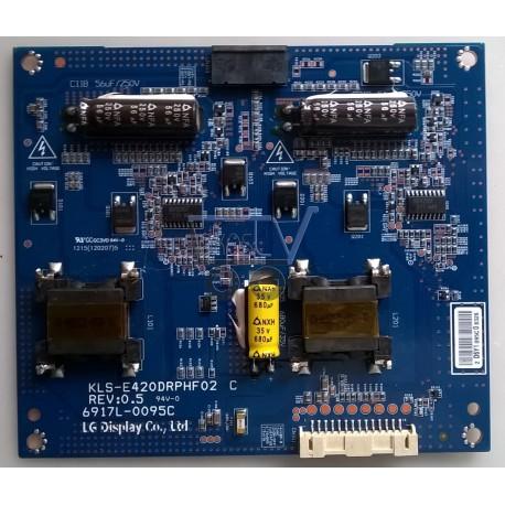 KLS-E420DRPHHF02 C REV:0.5 6917L-0095C