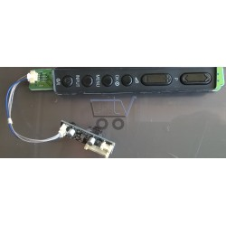 LD750 REV1.0 YY1004 N-10C3 IR SENSOR + BOUTONS