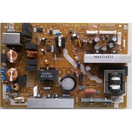 68-FB43B TYPE2 B0988470 SRV2169WW